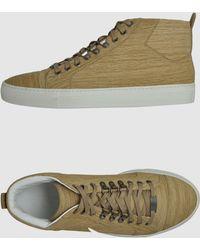 Balenciaga High-top Sneaker - Lyst