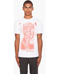 Marc Jacobs - Printed T-shirt - Lyst