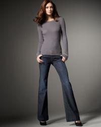 7 For All Mankind Dojo Ny Dark Jeans - Lyst