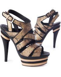 KG by Kurt Geiger Incredible Sandal Platforms - Lyst