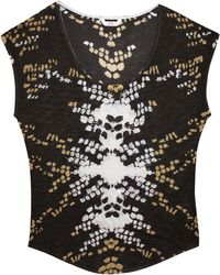 Sass & Bide A Couple Of Hours Tee - Lyst