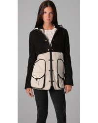 Gryphon - Convertible Coat - Lyst