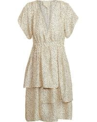 girl. by Band of Outsiders Birdie Dress - Lyst