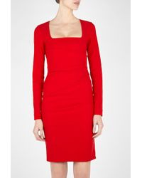 Preen By Thornton Bregazzi Bruce Dress - Lyst