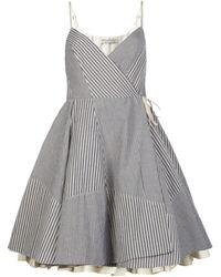 AllSaints Celestina Dress - Lyst