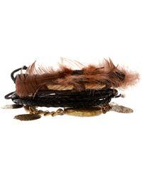 ASOS - Asos Navajo Feather Bracelet Pack - Lyst