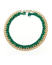 Aurelie Bidermann Do Brasil Necklace 12mm - Lyst