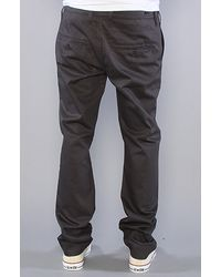 Cheap Monday The Slim Chinos in Clay - Lyst