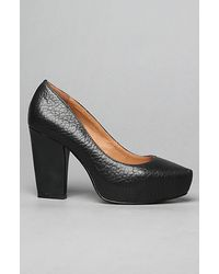 Jeffrey Campbell The Sawyer Shoe in Black - Lyst