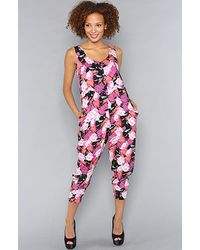 MINKPINK The Enchanted Forest Jumpsuit in Multi multicolor - Lyst
