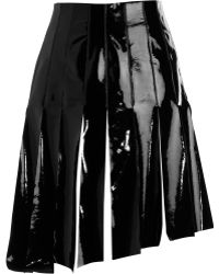 Rodarte x Opening Ceremony Fringed Skirt - Lyst