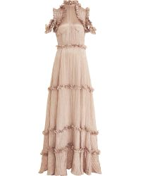 Rodarte x Opening Ceremony High Neck Maxi - Lyst