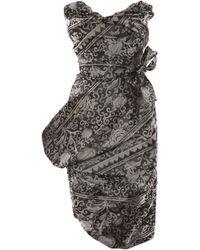 Vivienne Westwood Gold Label Accent Short Dress - Lyst