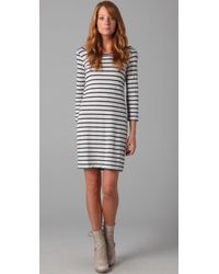 Club Monaco Courtney Dress - Lyst
