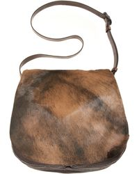 Henry Cuir - Camulet Large Saddle Pony - Lyst