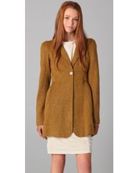 Nanette Lepore | In The Clouds Coat | Lyst