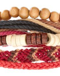 ASOS - Asos Apache Bracelet Pack - Lyst