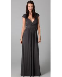 Rachel Pally Cap Maxi Dress - Lyst