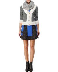 Rag & Bone Grimsby Skirt black - Lyst
