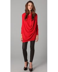 JNBY - Convertible Upside Down Sweater - Lyst