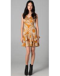 Nanette Lepore Flirtatious Dress - Lyst