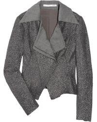 Willow - Metallic Tweed Jacket - Lyst