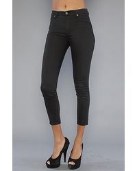 Cheap Monday The Ankle Stretch Jean in Black (32) - Lyst