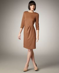 Bigio Collection - Three-quarter-sleeve Dress - Lyst