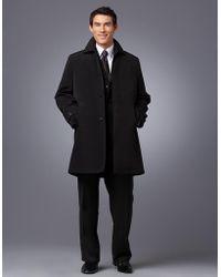 Joseph Abboud - Damon Single-breasted Raincoat - Lyst