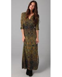 Twelfth Street Cynthia Vincent - Dolman Maxi Dress - Lyst