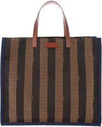 Fendi Shopper Bag - Lyst