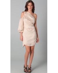 Sheri Bodell - One Shoulder Dress - Lyst