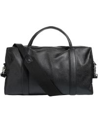 Reiss - Scotchgrain Overnight Bag - Lyst