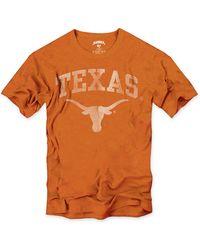 Banner 47 Texas Longhorns Regular Fit Crewneck T-shirt (men) - Lyst