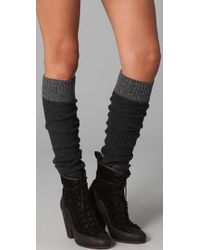Rag & Bone Shoreditch Legwarmers - Lyst