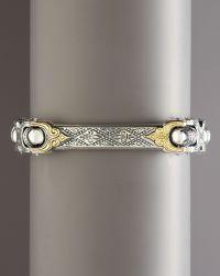 Konstantino Adonis Id Bracelet - Lyst