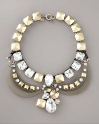 Marc By Marc Jacobs - Claude Collar Necklace - Lyst