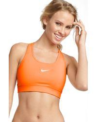 Nike Pro Sports Bra - Lyst