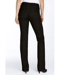 Not Your Daughter's Jeans Hayden Straight Leg Jeans (petite) - Lyst
