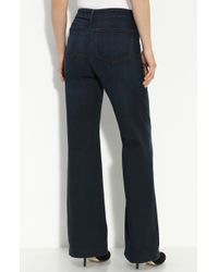 Not Your Daughter's Jeans Faye Wide Leg Stretch Jeans - Lyst