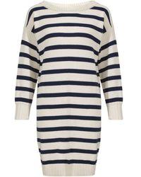 Denim & Supply Ralph Lauren - Striped Jumper Dress - Lyst