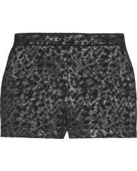 Vanessa Bruno Athé - Jacquard Shorts - Lyst
