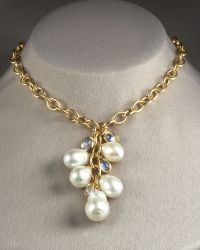 Assael - Baroque Pearl Necklace - Lyst