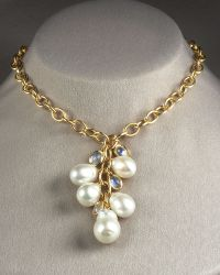 Assael   Baroque Pearl Necklace   Lyst