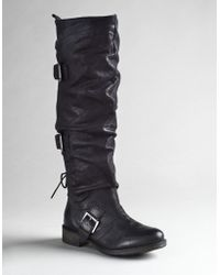 Boutique 9 - Marl Buckle Boots - Lyst