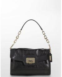 Cole Haan Jenna Vintage Valise Small Shoulder Bag - Lyst