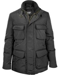 Delahaye - Black Fourpocket Nylon Jacket - Lyst