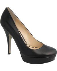 Enzo Angiolini - Court Shoes Smiles Platform - Lyst