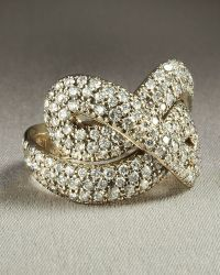H Stern - Celtic Dunes Diamond Ring - Lyst