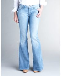 Hudson Flare Jeans - Lyst